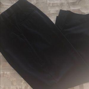 Flat front men's slacks 34x30